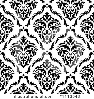 Damask clipart Tradition Damask Sample by SM