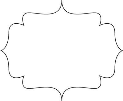 Damask clipart bracket Templates 8 White Pinterest Bracket