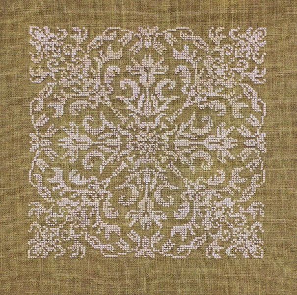 Damask clipart cross The Damask Square and Damask