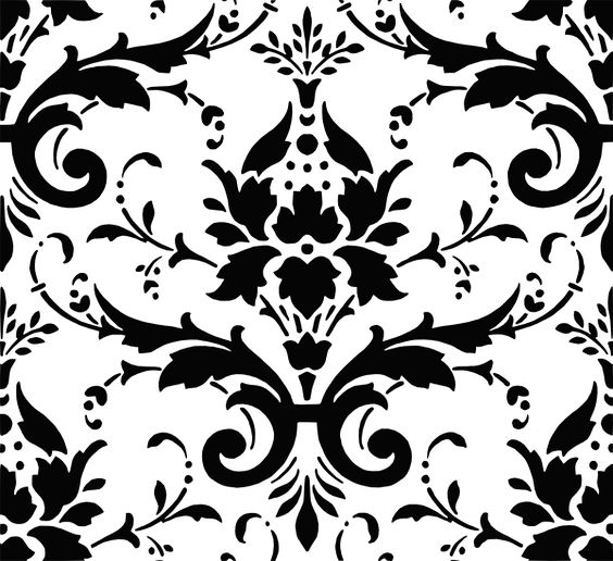 Damask clipart cross Catalog of Pattern · •