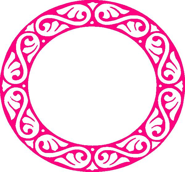 Damask clipart damask circle Art this at Download clip