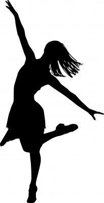 Danse clipart hip hop #dancer Dancer clip 136 Clipart
