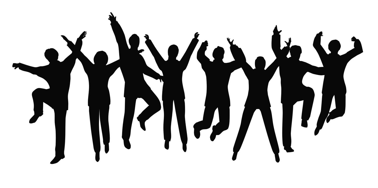 Club clipart group dancing Dance art clipartix 4 clipart