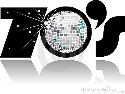Disco clipart 70's Collection  Fashion Clipart background
