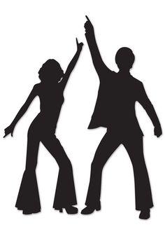 Disco clipart cinematic dance Du Event site Dancers Prop