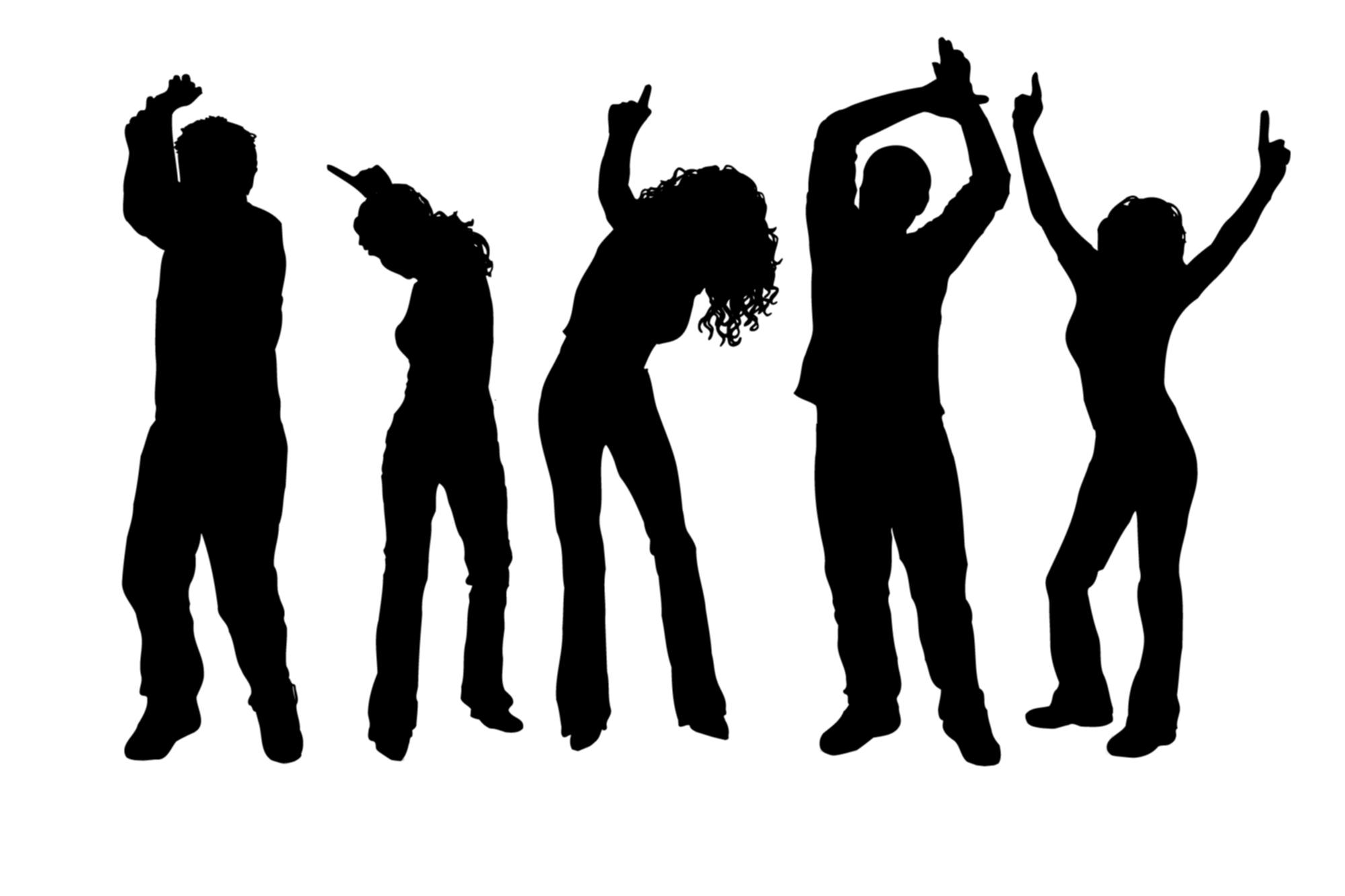 Party clipart disco party Free clipart clip it Clipartix