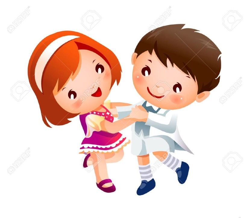 Woman clipart kid Jumping dance Kids  clipart