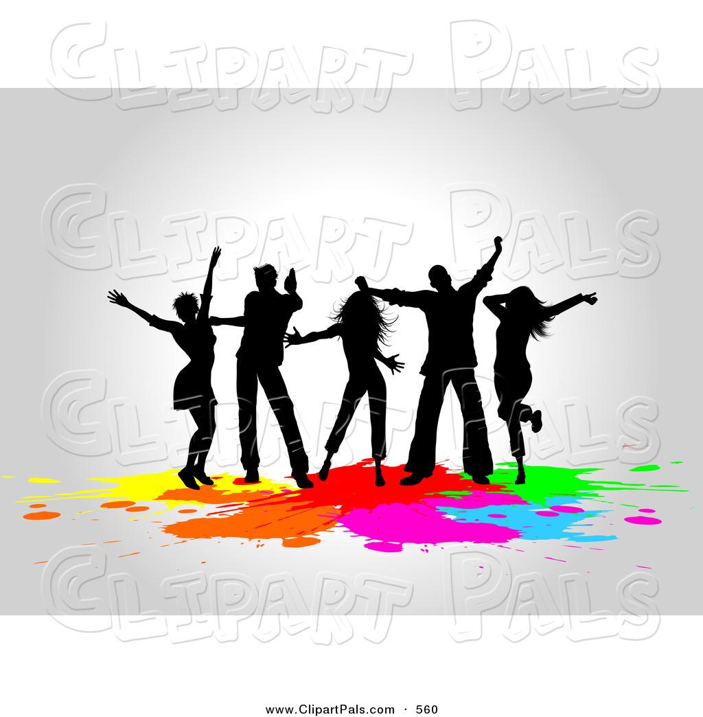 Club clipart dance club Dance Club  Clipart