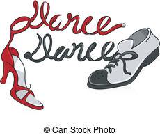 Danse clipart dancing shoe Shoes Clip Clipart 01 Shoes