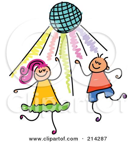 Party clipart kids disco Dance Clipart Clipart Art Party