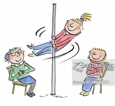 Danse clipart funny dancing Pole funny Pole pictures CartoonStock