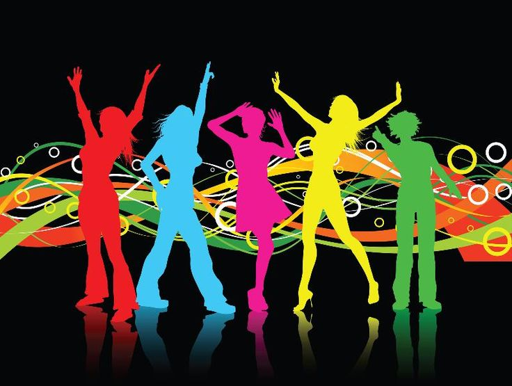 Party clipart middle school Cliparts dance Glow Cliparts Glow