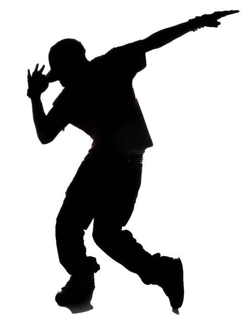Microphone clipart cartoon Dancer Free Hop Images hip