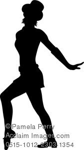 Shoe clipart jazz dance #6
