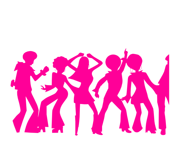 Disco clipart just dance Art Download art this