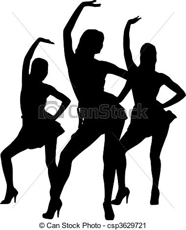Danse clipart logo Dance Silhouette Art Clip