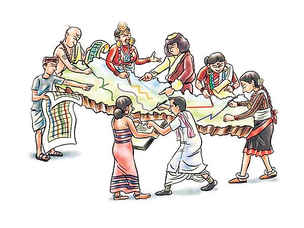 Danse clipart nepali Generalization Nepal The najushrestha