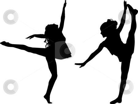 Sport clipart silhouette 64 dance Clipart #18 art