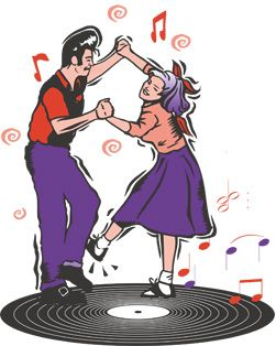 Danse clipart rock n roll Rock Dance!  Dancing ANOTHER