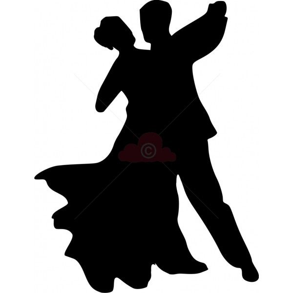 Shadow clipart prom #14