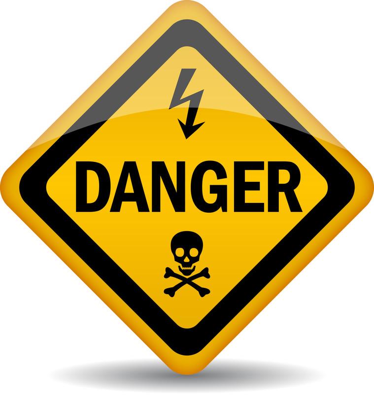 Toxic clipart danger zone Danger Download Clipart Clipart Zone