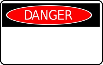Danger clipart Images  danger Photos Warnings