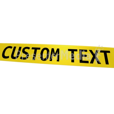Danger clipart crossbone Tape Signs Tape Custom Art