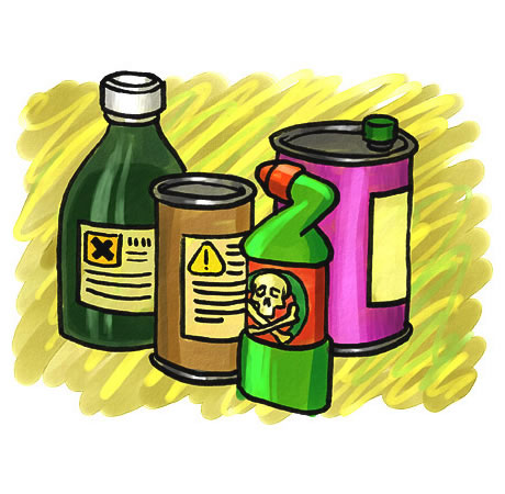 Toxic clipart pesticide From Chemicals Products Remove ForceChange