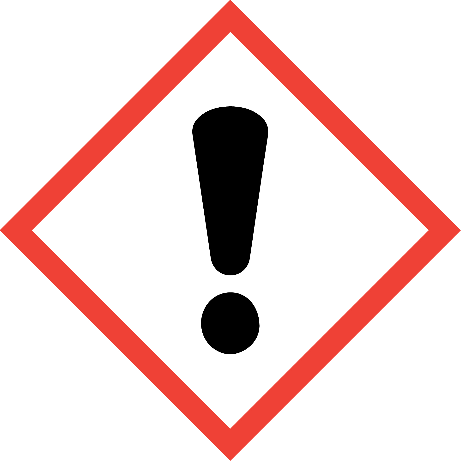 Danger clipart chemical safety Home Chemical irritation eye and