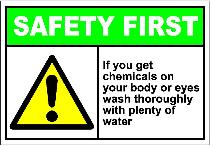 Danger clipart chemical safety You  of several reason