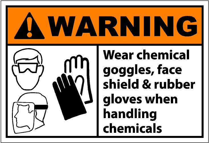 Danger clipart chemical safety 3 Guide Safety Chemical