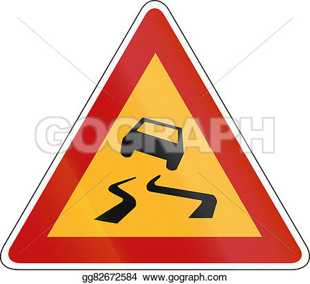 Danger clipart frame Drawing Drawing sign danger South