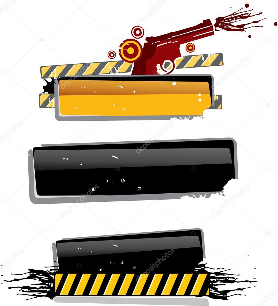 Danger clipart frame Frame Danger — #1544878 Danger
