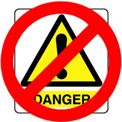 Danger clipart harmful Dangerous? dangerous Smelling You'll salts
