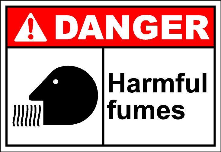 Danger clipart harmful Art Store: SAi Horizontal SAi
