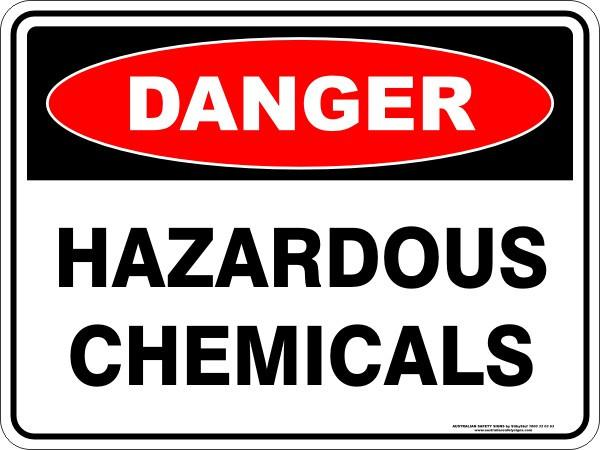 Danger clipart hazardous chemical Stickers Safety Labels  Safety