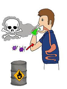Toxic clipart health hazard The hazard hazards Wikipedia illustration