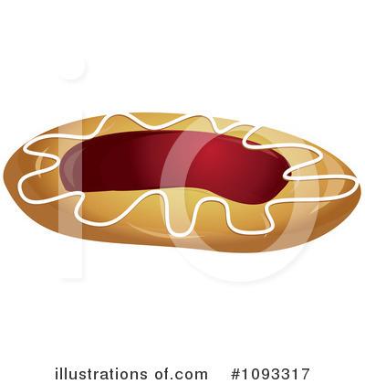 Danish clipart Danish #1093317 Danish Illustration Free