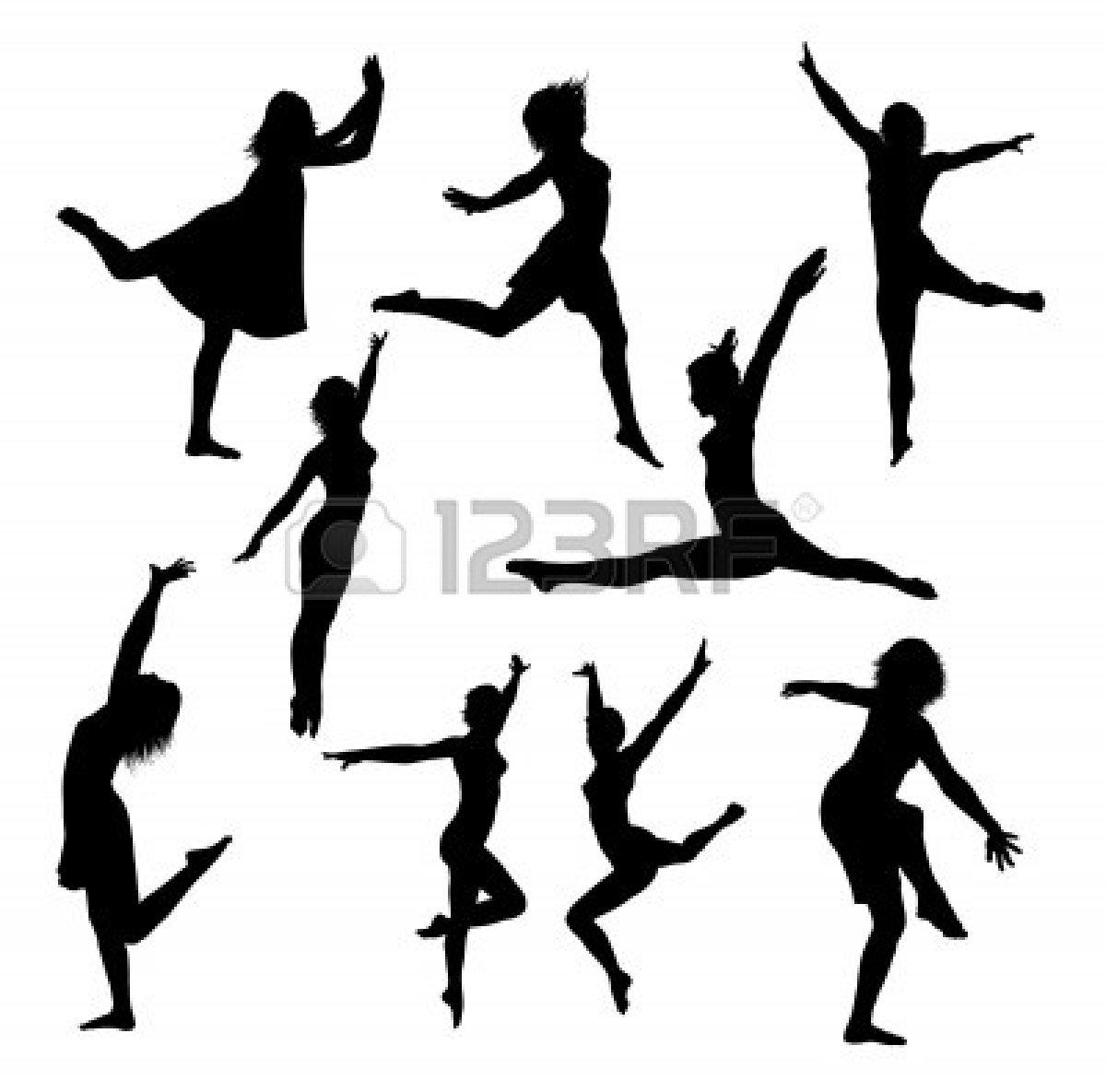 Danse clipart Dancer%20leaping%20clipart Leap Free Dancer Images