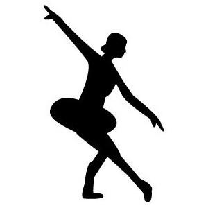 Danse clipart dance competition Vector Danse Gymnastics Art Ballet