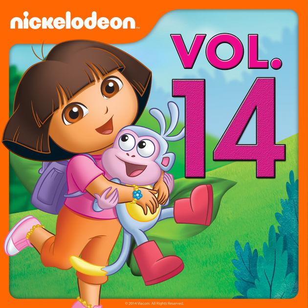 Danse clipart dora  Explorer iTunes the Vol