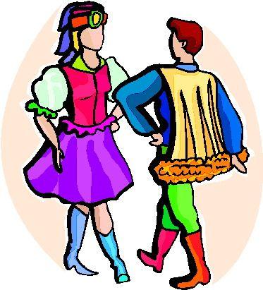 Danse clipart folk dance Danse clipart Clipart volksdansen 88218