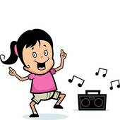 Danse clipart kid dance Children · children Art Girl