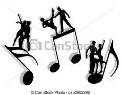 Danse clipart logo Danse Clip droits libres illustrations