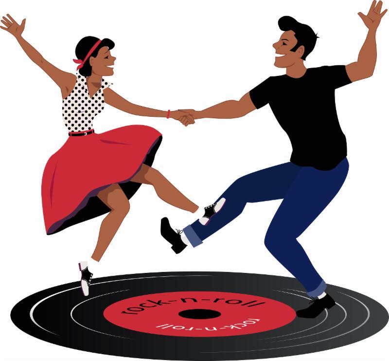 Danse clipart rock n roll Rock Dance – Jeffery Jive