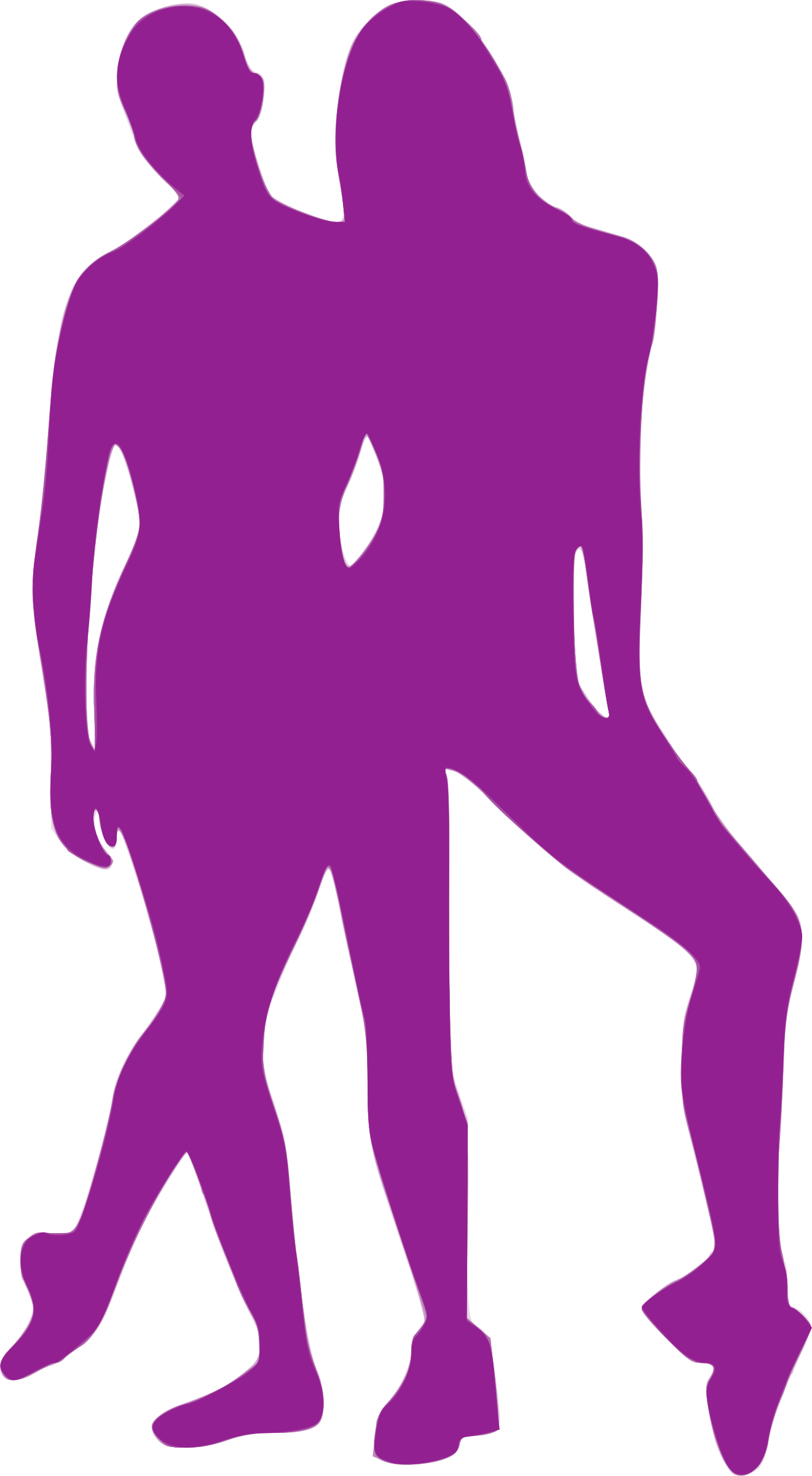 Danse clipart silhouette BIG Silhouette IMAGE Clipart 35