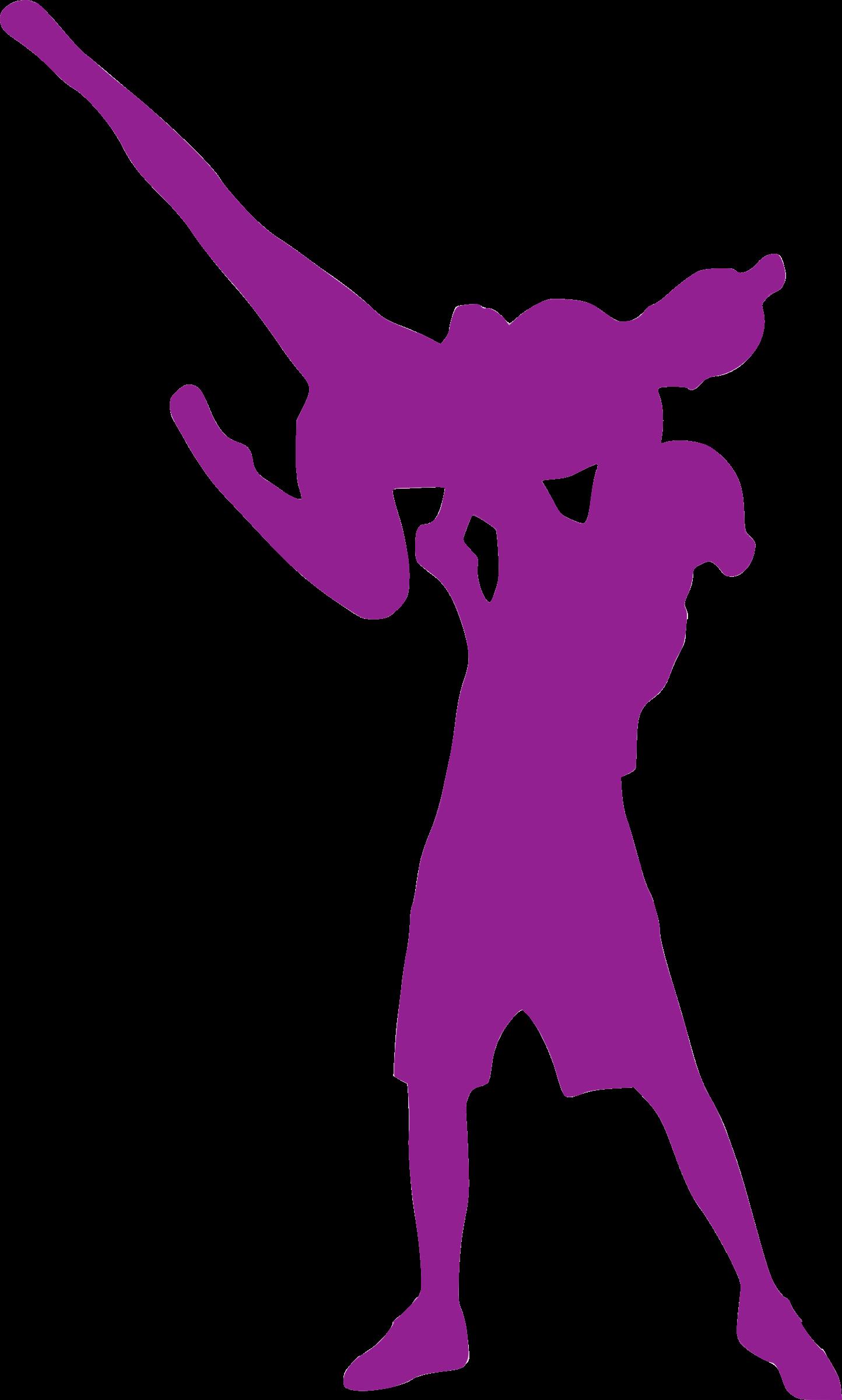 Danse clipart silhouette Silhouette Silhouette Danse Clipart 17