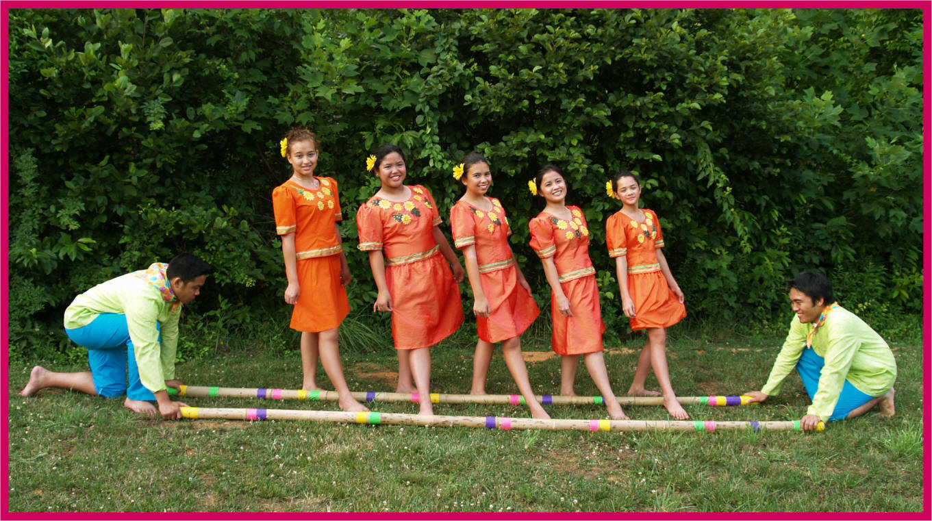 Danse clipart tinikling Originated Filipino featured in which