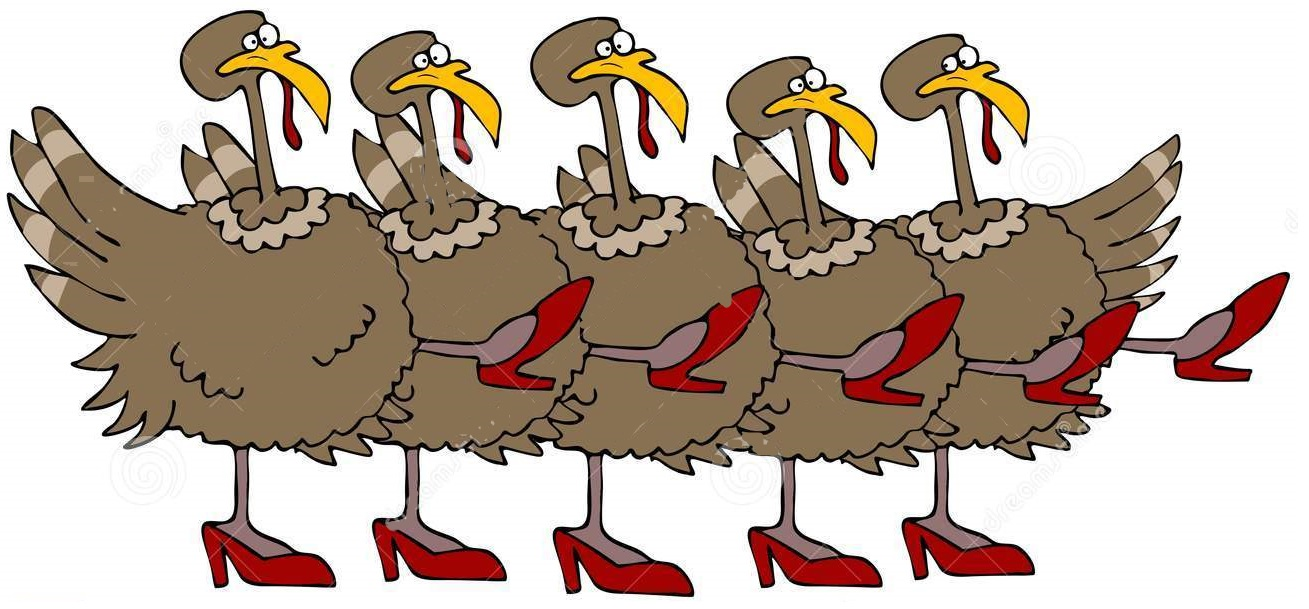 Danse clipart turkey This for Dancing season pastime