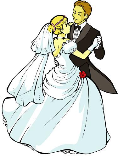 Danse clipart wedding couple Often wedding Shoes sparkling couple